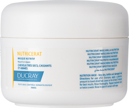 Nutricerat Intense-Nutrition Mask-Hair care-Ducray-BEAUTY ON WHEELS-UAE-Dubai-Abudhabi-KSA-الامارات