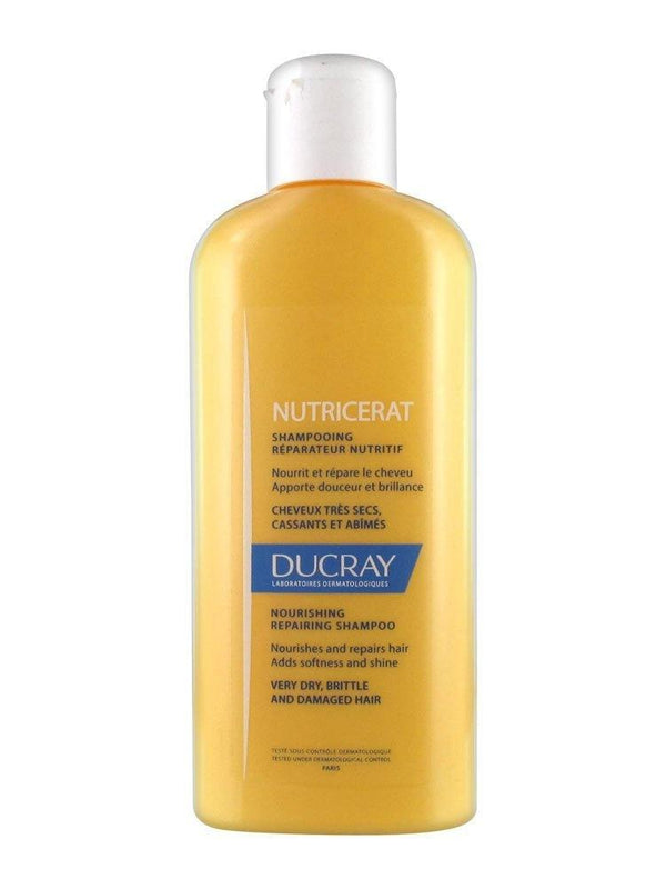 Nutricerat Nourishing Repairing Shampoo 200Ml-Ducray-UAE-BEAUTY ON WHEELS