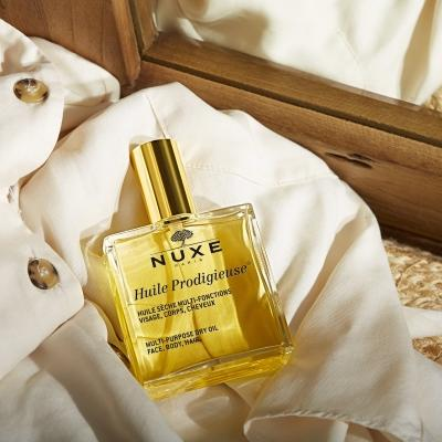 Nuxe-Huile Prodigieuse Dry Oil 100 ml-BEAUTY ON WHEELS