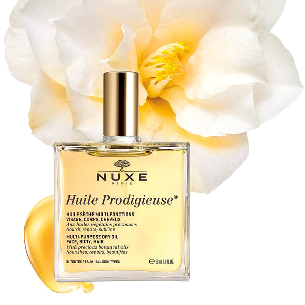 Nuxe-Huile Prodigieuse Dry Oil 50 ml-BEAUTY ON WHEELS