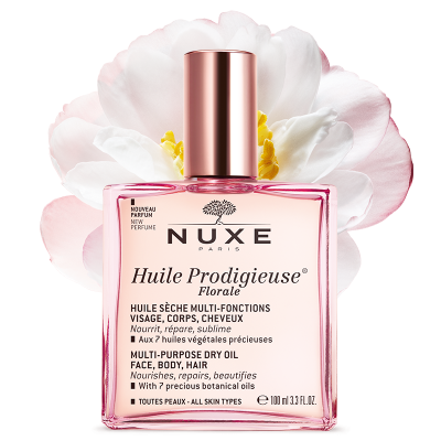 Nuxe-Huile Prodigieuse Florale Dry Oil 100 Ml-BEAUTY ON WHEELS