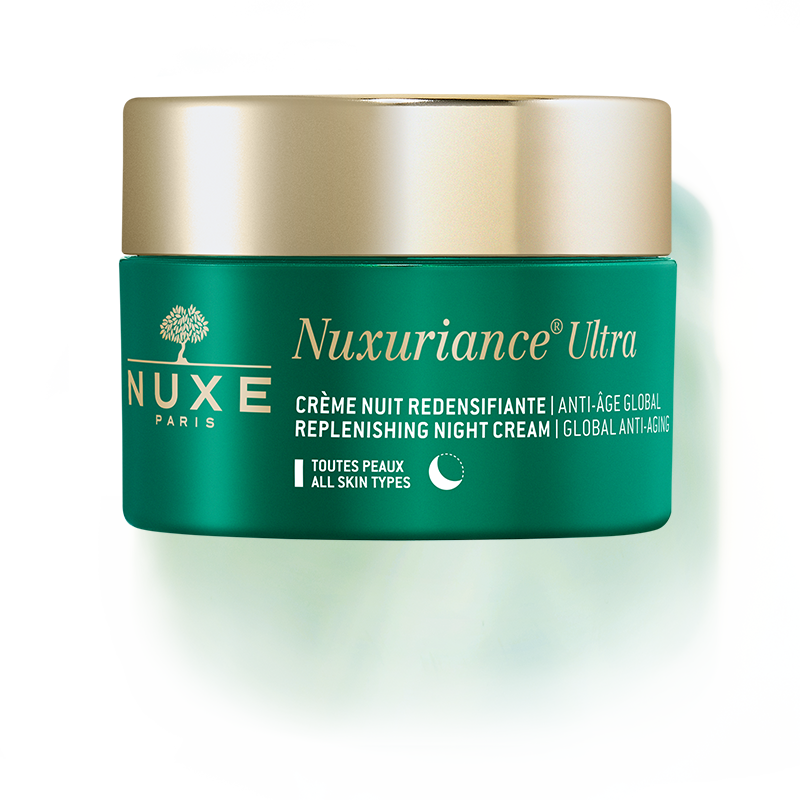 Nuxe-Nuxuriance Redensifying Night Cream 50 Ml-BEAUTY ON WHEELS