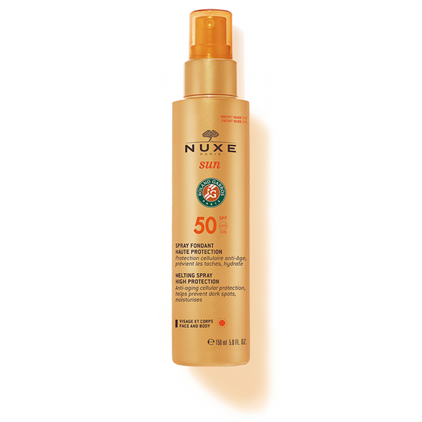 Nuxe-Sun Melting Spray for Face & Body SPF 50 150mL-BEAUTY ON WHEELS