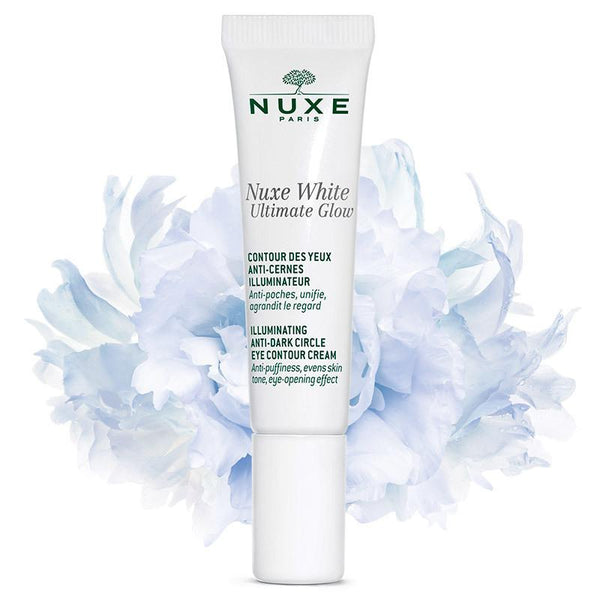 Nuxe-WHITE Ultimate Glow Illuminating Anti-Dark Circle Eye Cream-BEAUTY ON WHEELS