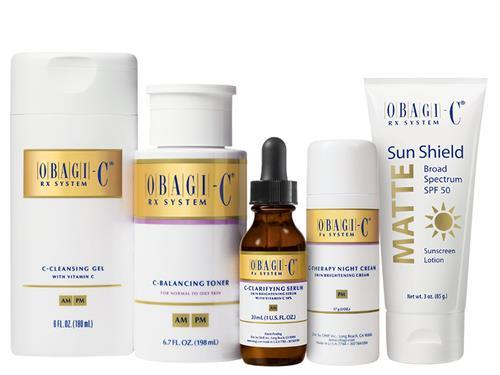 Obagi-C Fx System - Normal To Oily Skin-Obagi-UAE-BEAUTY ON WHEELS