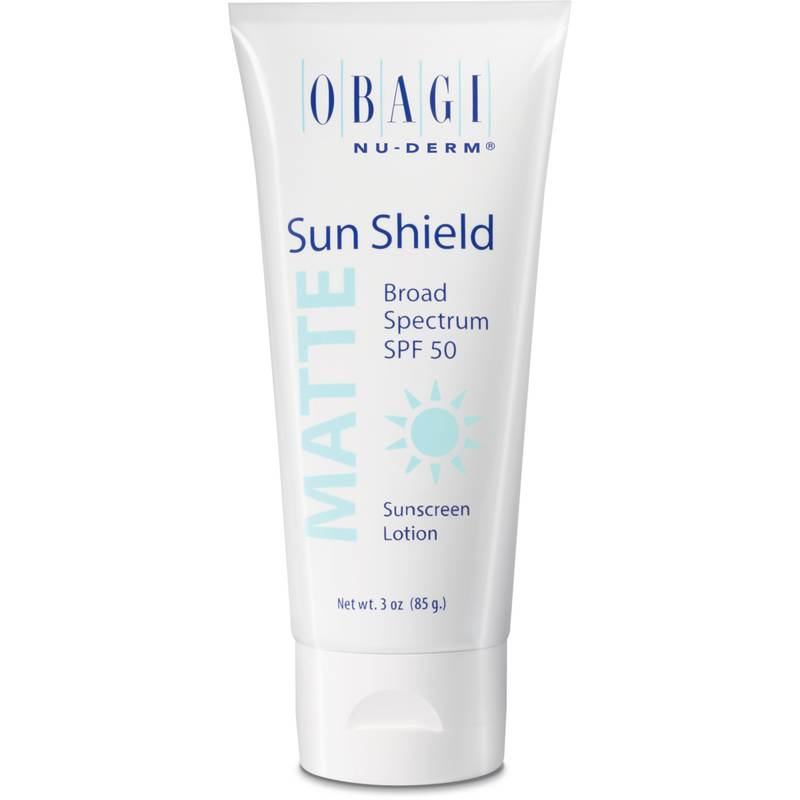 Obagi-Sun Shield Matte Broad Spectrum SPF 50-UAE | BEAUTY ON WHEELS