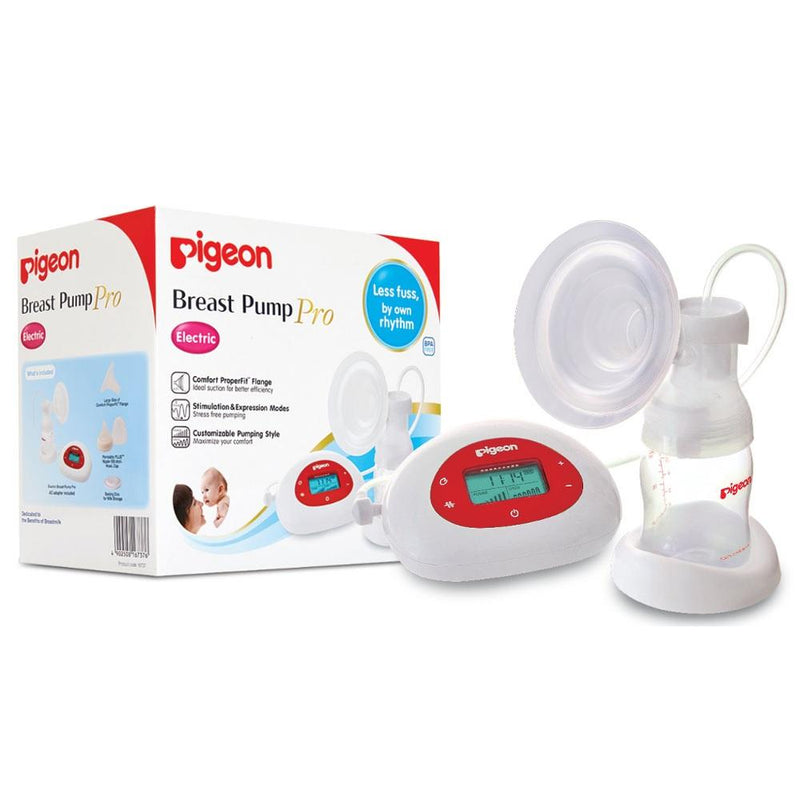 Pigeon-Pigeon Breast Pump Pro Electric-BEAUTY ON WHEELS
