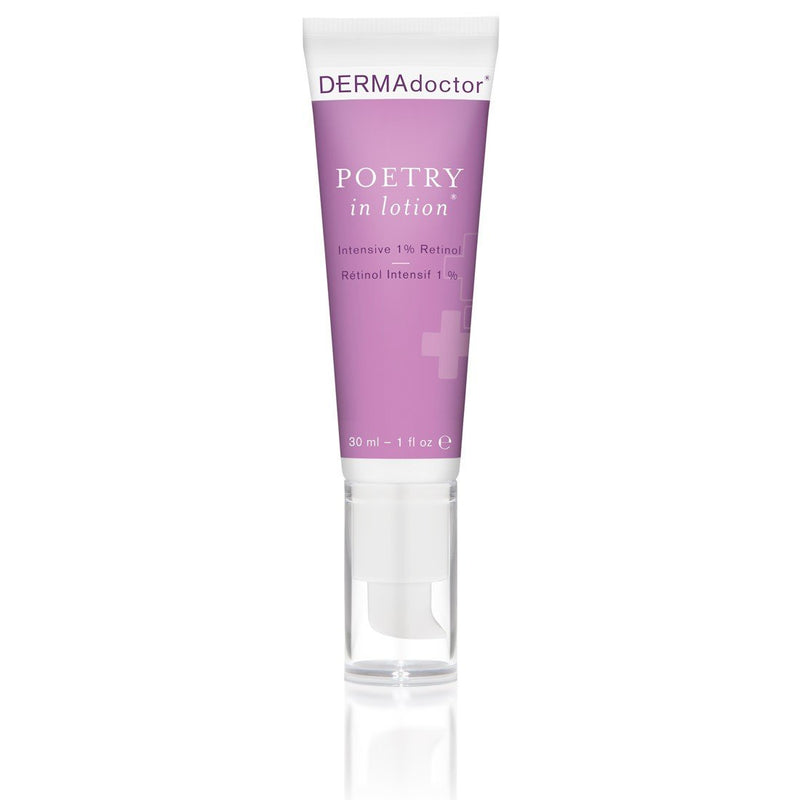 Poetry In Lotion Intensive 1% Retinol 30Ml-DERMAdoctor-UAE-BEAUTY ON WHEELS