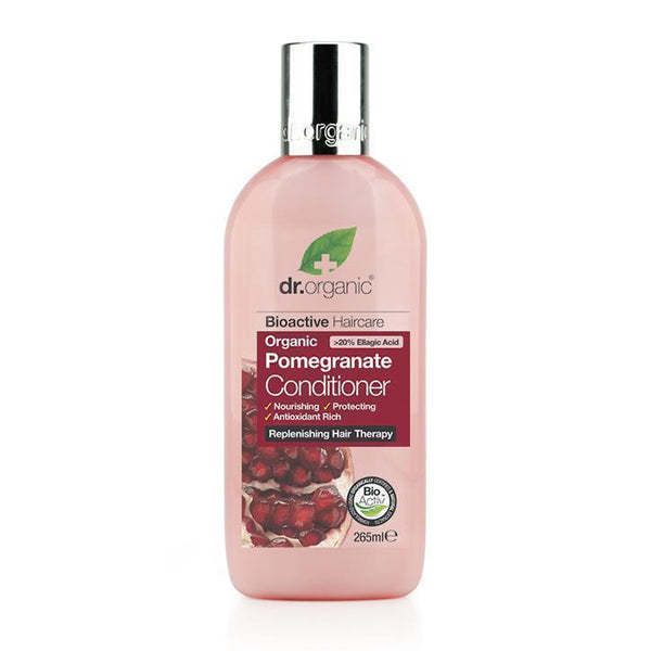 Pomegranate Conditioner 250Ml-Dr Organic-UAE-BEAUTY ON WHEELS