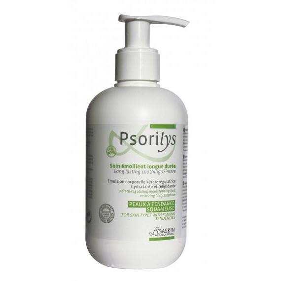 Psorilys With Pump 200Ml-Lysaskin-UAE-BEAUTY ON WHEELS