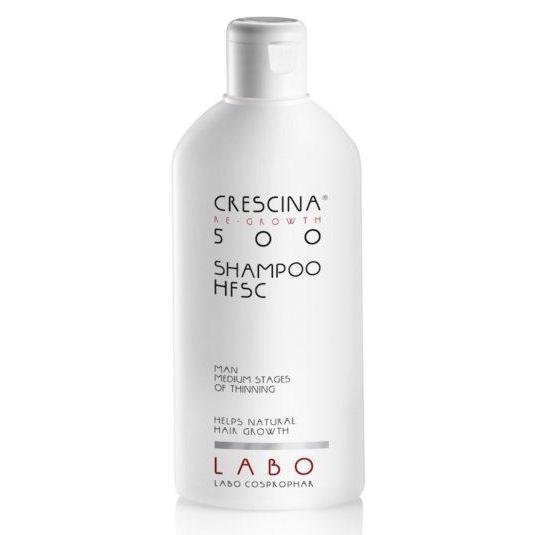 Re-Growth Shampoo Hfsc-500 Man-Crescina-UAE-BEAUTY ON WHEELS