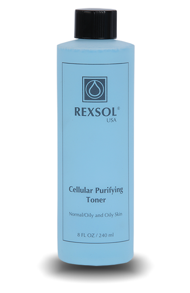 Purifying Toner/Oily Skin 240Ml-Rexsol-UAE-BEAUTY ON WHEELS