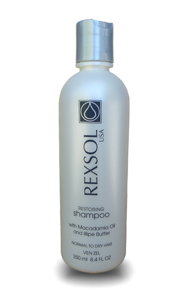 Restoring Shampoo 250Ml-Rexsol-UAE-BEAUTY ON WHEELS