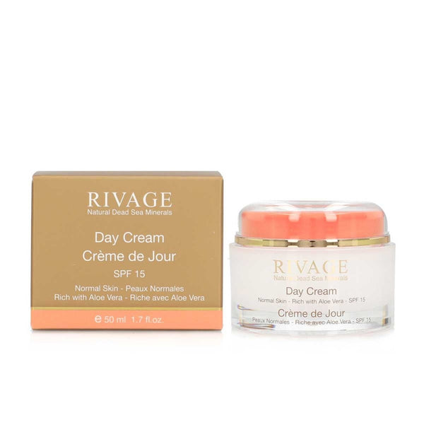 Rivage-Day Cream For Normal Skin - 50ml-BEAUTY ON WHEELS