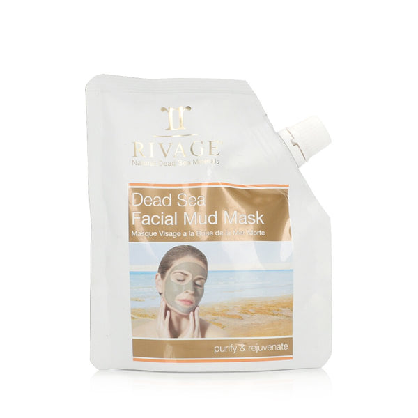 Rivage-Dead Sea Facial Mud Mask 200 gm-BEAUTY ON WHEELS
