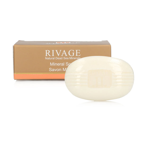 Rivage-Mineral Soap For Dry Skin - 100 g-BEAUTY ON WHEELS