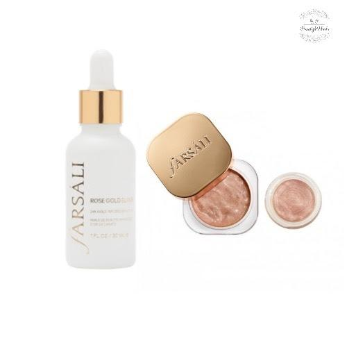 Rose Gold 30 Ml & Jelly Beam Glazed Duo-Farsali-UAE-BEAUTY ON WHEELS