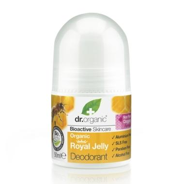 Royal Jelly Deodorant 50ml-Dr Organic-UAE-BEAUTY ON WHEELS