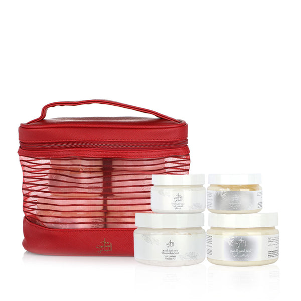 Bayt Al Saboun-Bayt Saboun All Whitening Vitamin C Set-BEAUTY ON WHEELS