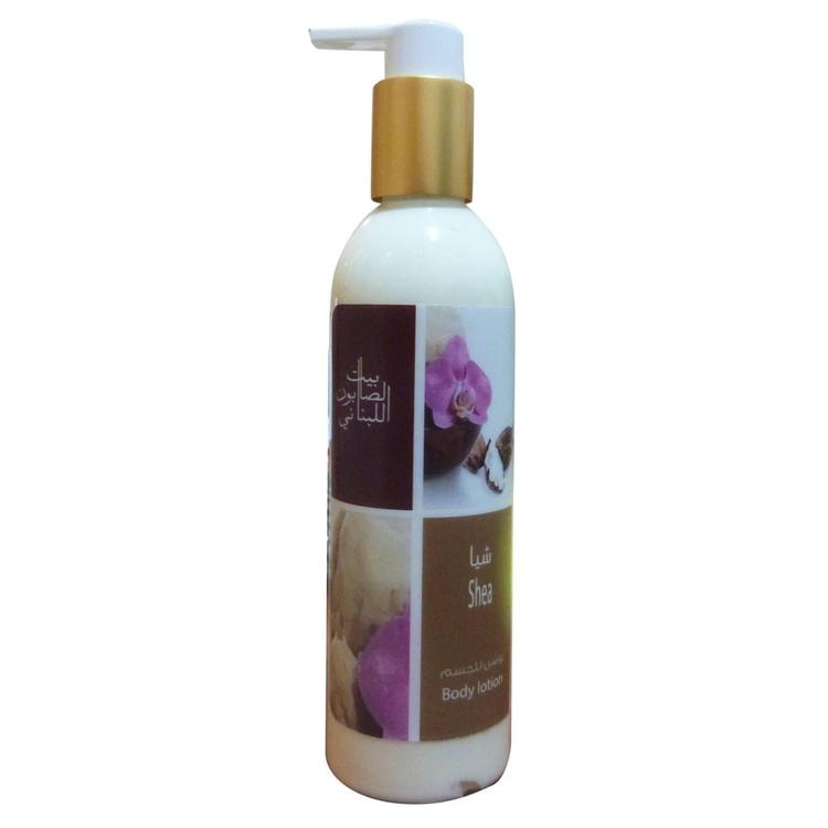 Shea Body Lotion 250Ml-Body Care-Bayt Al Saboun-BEAUTY ON WHEELS-UAE-Dubai-Abudhabi-KSA-الامارات