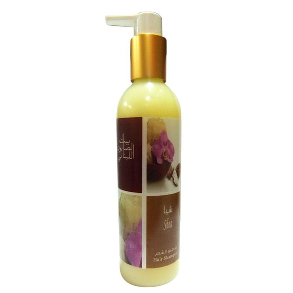 Shea Shampoo 250Ml-Bayt Al Saboun-UAE-BEAUTY ON WHEELS