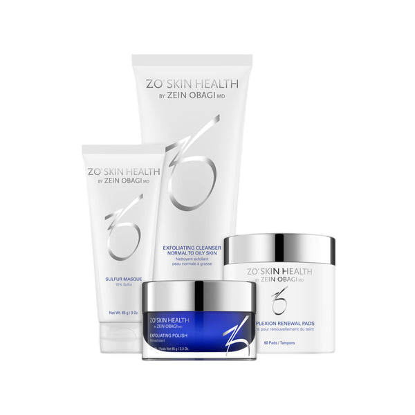 ZO Skin Health-Acne Prevention & Treatment Program-BEAUTY ON WHEELS
