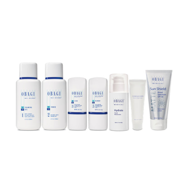 Obagi Nu Derm System For Hyperpigmentation