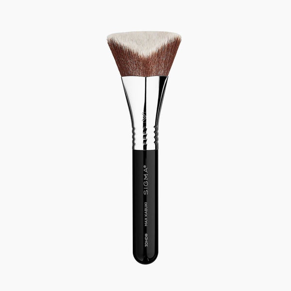 Sigma Beauty-3Dhd Max Kabuki Brush-BEAUTY ON WHEELS