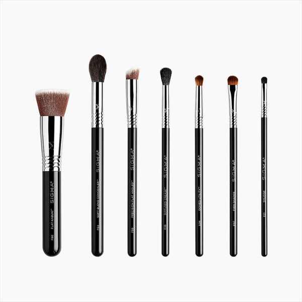 Sigma Beauty-Best of Sigma Brush Set-BEAUTY ON WHEELS
