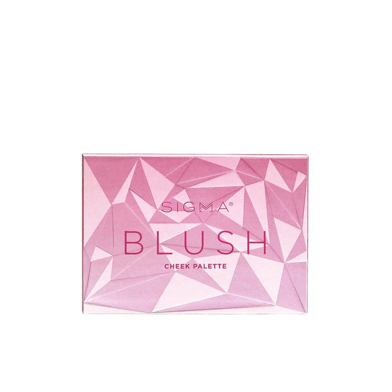 Sigma Beauty-Blush Cheek Palette-BEAUTY ON WHEELS