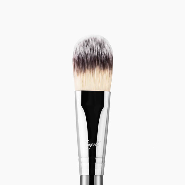 Sigma Beauty-F60 Foundation Brush-BEAUTY ON WHEELS