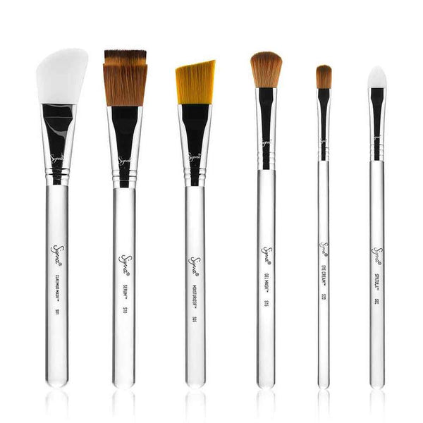Sigma Beauty-Sigma Beauty Skincare Brush Set-BEAUTY ON WHEELS