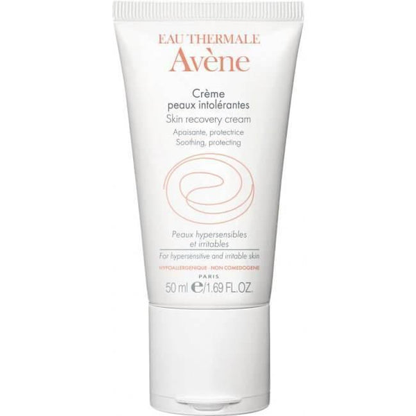 Skin Recovery Cream 50 Ml-Body care-Avene-BEAUTY ON WHEELS-UAE-Dubai-Abudhabi-KSA-الامارات