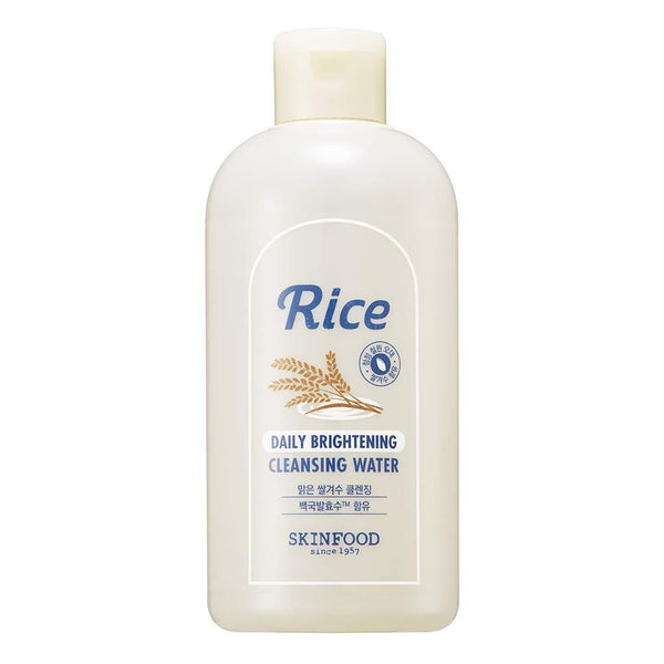 Rice Daily Brightening Cleansing Water-Skinfood-UAE-BEAUTY ON WHEELS