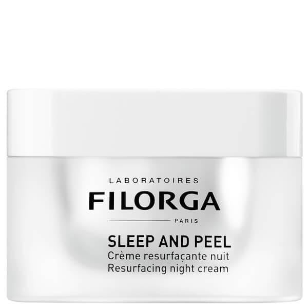 Sleep And Peel Resurfacing Night Cream 50 Ml-Filorga-UAE-BEAUTY ON WHEELS