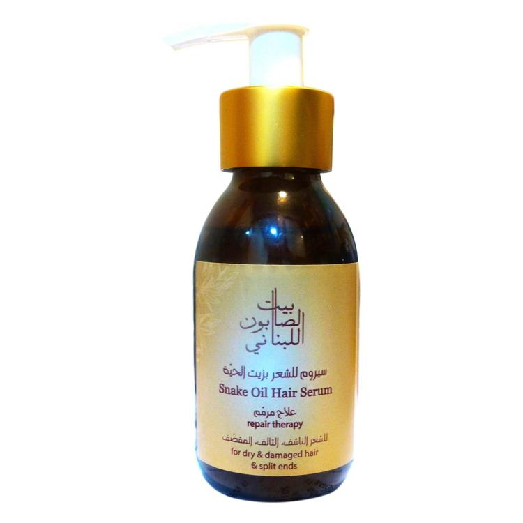 Bayt Al Saboun-Snake Oil Hair Serum 80Ml Online UAE | BEAUTY ON WHEELS
