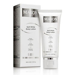 Soft White Body Lotion 200 Ml-Maxon-UAE-BEAUTY ON WHEELS