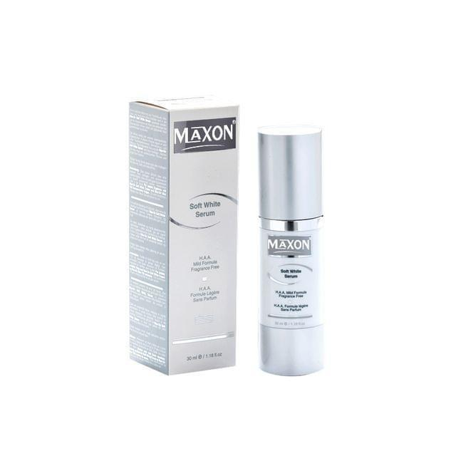 Soft White Serum 35 Ml-Face Care-Maxon-BEAUTY ON WHEELS-UAE-Dubai-Abudhabi-KSA-الامارات