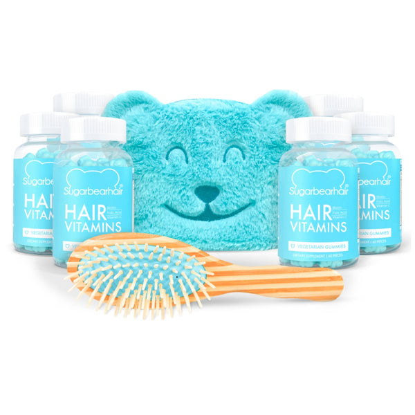 Shop SugarBearHair Vitamins – 6 Months Online UAE -BEAUTY ON WHEELS