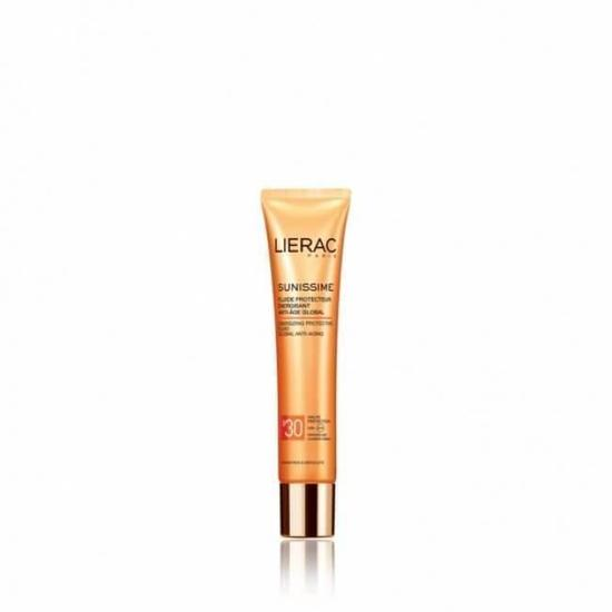 Sunissime Energizing Protective Facial Fluid Spf 30 40Ml-Lierac-UAE-BEAUTY ON WHEELS
