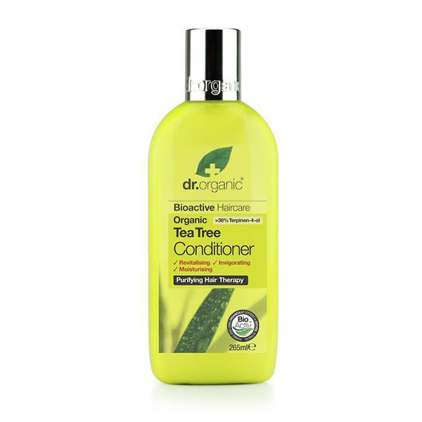 Tea Tree Conditioner 265 Ml-Dr Organic-UAE-BEAUTY ON WHEELS