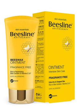 Beeswax Ointment Fragrance Free-Beesline-UAE-BEAUTY ON WHEELS