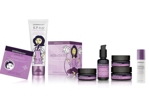 The All Care Kit-DERMAdoctor-UAE-BEAUTY ON WHEELS