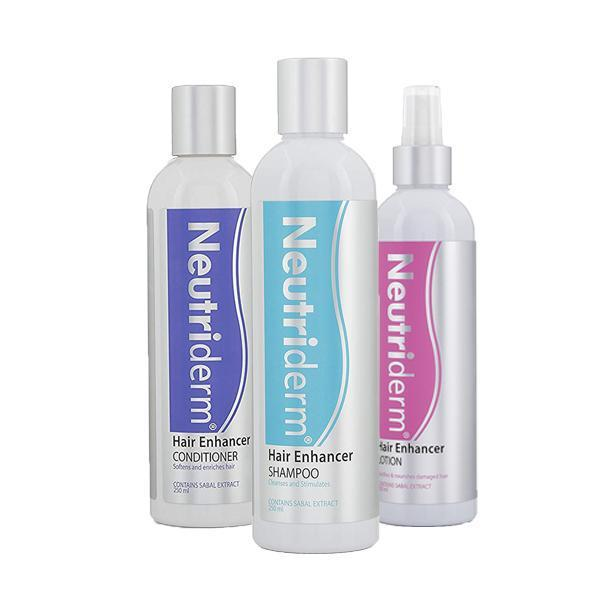 The Hair Enhancer Trio-Hair Care-Neutriderm-BEAUTY ON WHEELS-UAE-Dubai-Abudhabi-KSA-الامارات