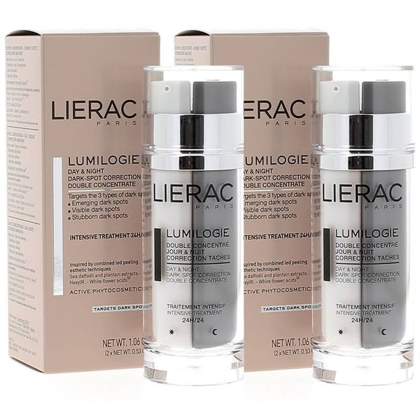 The Lumilogie Duo-Lierac-UAE-BEAUTY ON WHEELS