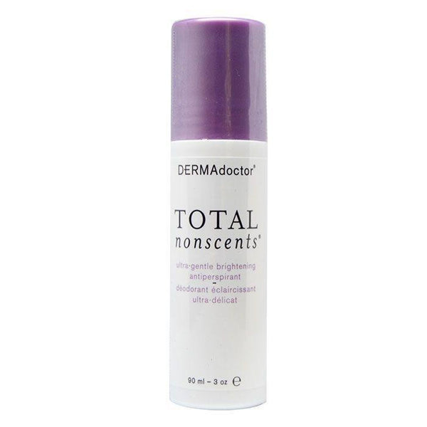 Total Nonscents Ultra Gentle Brightening Antiperspirant 90Ml-DERMAdoctor-UAE-BEAUTY ON WHEELS