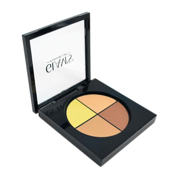Trace It Contouring Palette 260-GLAM'S-UAE-BEAUTY ON WHEELS