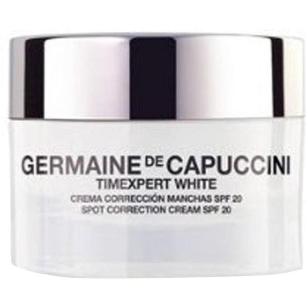 T.White Spot Correction Cream Spf20 50Ml-Body Care-Germaine De Capuccini-BEAUTY ON WHEELS-UAE-Dubai-Abudhabi-KSA-الامارات