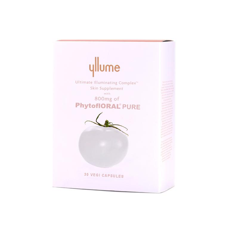 Ultimate Illuminating Complex Skin Supplement Capsules 30'S-Yllume-UAE-BEAUTY ON WHEELS