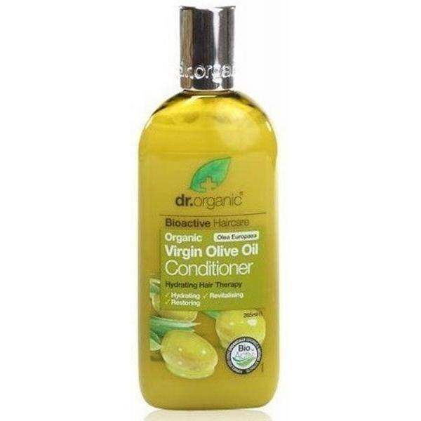 Virgin Olive Oil Conditioner 265Ml-Dr Organic-UAE-BEAUTY ON WHEELS